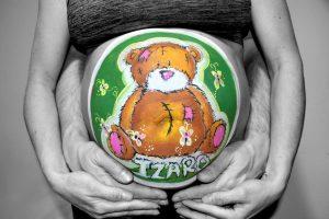 Bellypainting Vitoria : Izaro