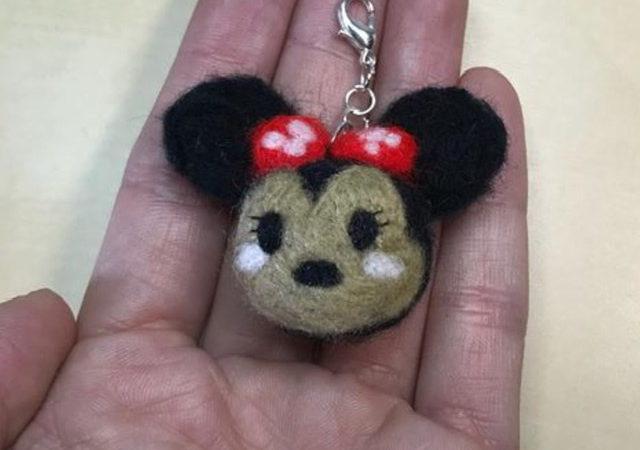 Nuevo producto: Llavero ratoncito